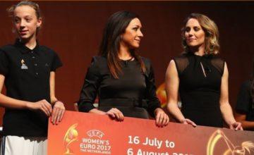 Frauenfußball Europameisterschaft 2017 in den Niederlanden